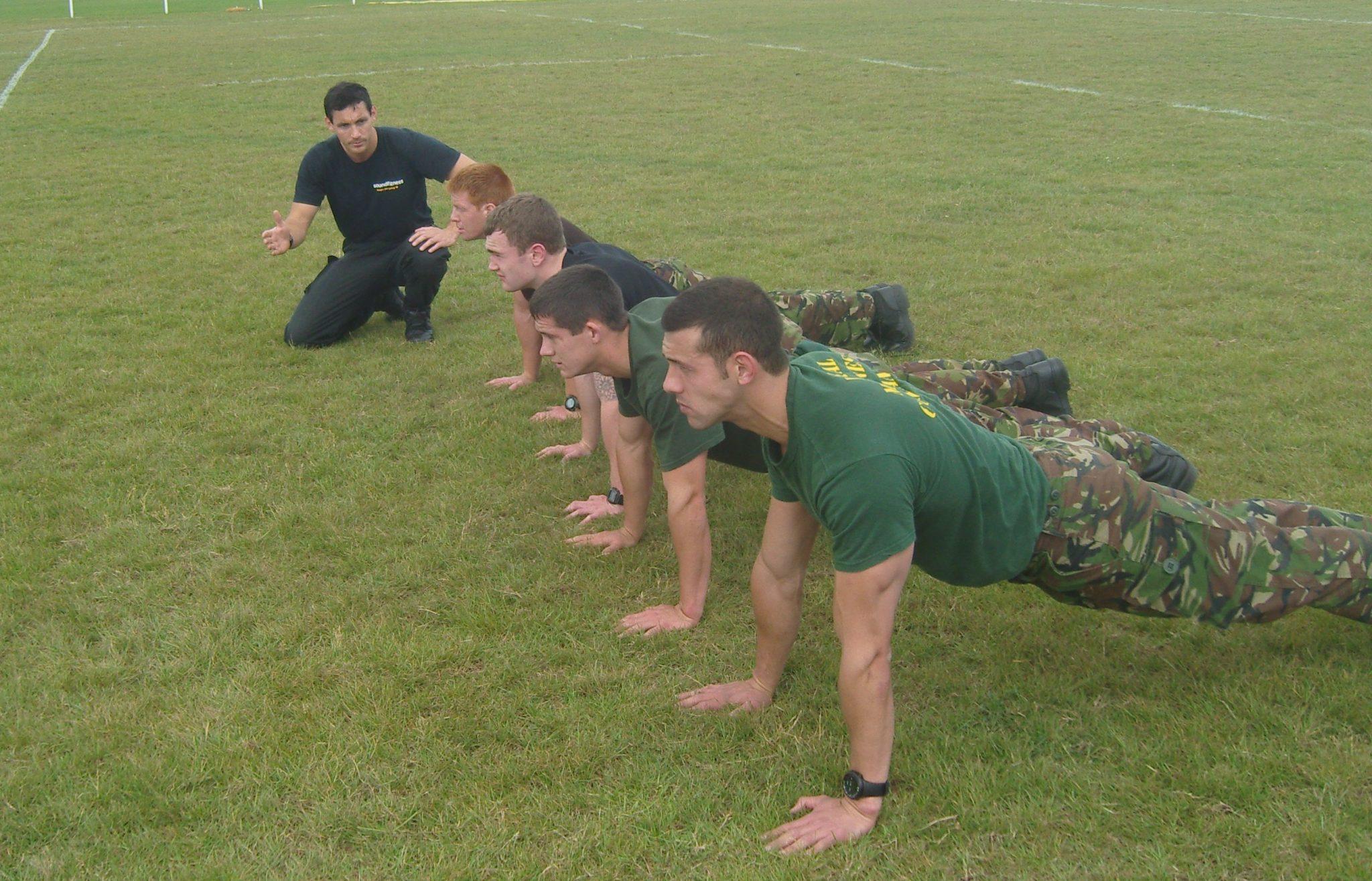 bootcamp workout ideas