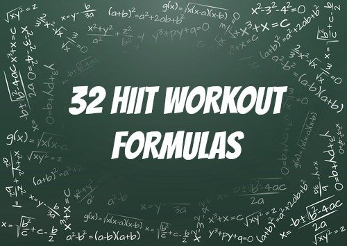 HIIT Group Fitness Class Ideas