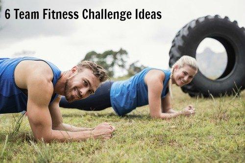 Team Fitness Challenge Ideas